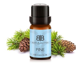 Pine Essential Oil 100% Pure Natural Fragrance Aromatherapy - 1ml, 10ml, 30ml, 50ml, 100ml Bottle