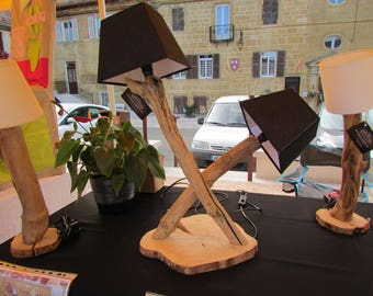 Crossroads lamp