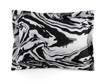 Fluid   Pillow Sham