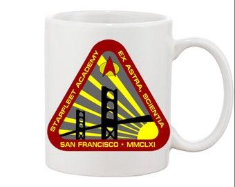 Star Trek StarFleet Academy Mug.