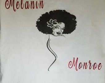 Melanin Monroe Tee