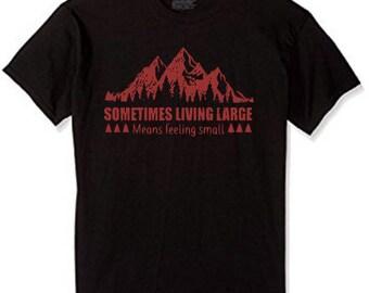Living Large Shirts
