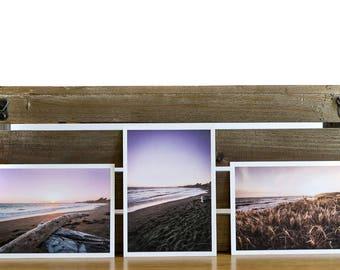 5x7 Beach Wall art, 3 5X7 beach prints, beach home decor, Beach prints, Beach art prints, nautical art prints, Beach vibes