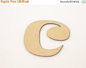 20% OFF 50cm MDF Wood Wooden Letters 3mm Thick RAVL