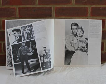 Elvis Presley booklet, photo and story book, 1975. 30 Photo