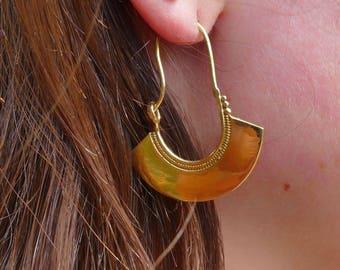 Earrings style India / Earrings Indian style