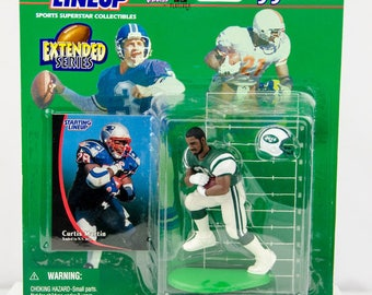 Starting Lineup 1998 NFL Curtis Martin Action Figure New England Patriots