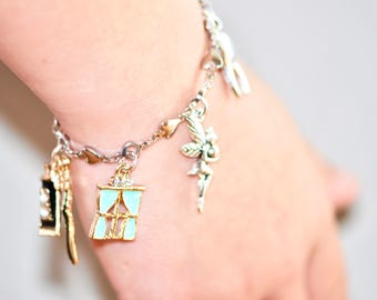 Girls tooth fairy bracelet, tooth fairy gift, tooth fairy gift ideas