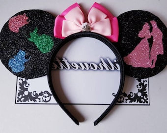 Sleeping Beauty Inspired Mouse Ears