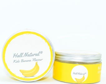 Natural Chemical Free Kids Banana Flavour ToothPaste
