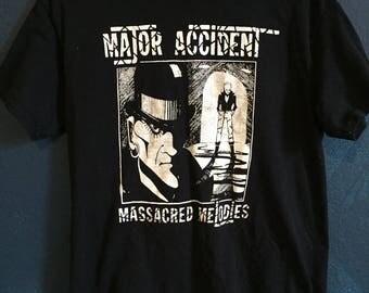 Major Accident UK Punk Shirt Clockwork