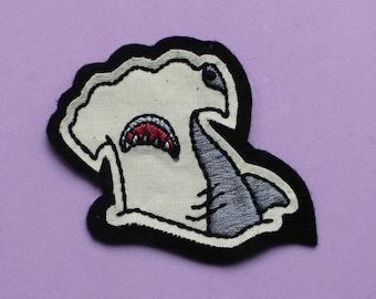 Hammerhead Shark Patch