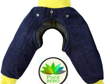 PuraBebo crotchless pants