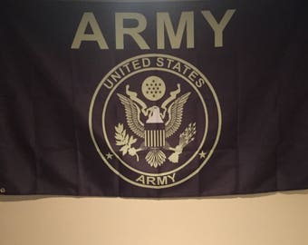 United States Army Wall Flag