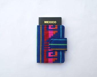 Fiesta Passport Holder