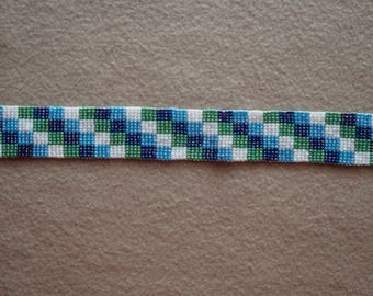 Geometric Embellishment~~From Bookmarks to Wrist Bands