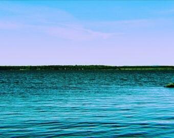 Lake Champlain Lounging