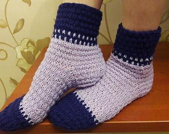 """Socks """"Purple Line"""""""