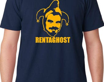 RentaGhost 70s 80s Retro Kids TV T-Shirt