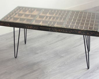 Typecase Table (small) Limited Edition