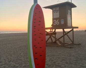 Surfboard - Long Board - Watermelon