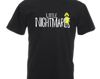 Little Nightmares Six Inspired Gaming T-Shirt Xbox PS4