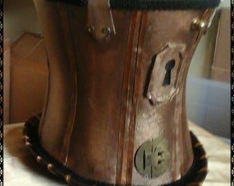 Steampunk Mad Hatter Style Hat