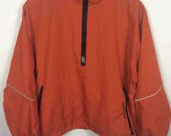Vintage 90s New Balance Pullover Windbreaker Jacket Size M