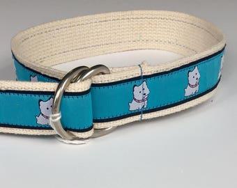Cute Dog and Cat Toddler Belt