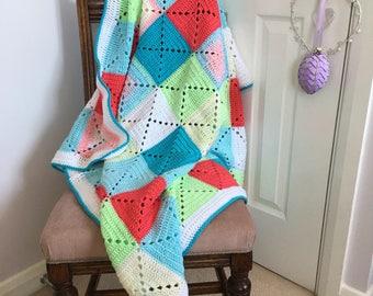 Sophie - Handmade Crochet Blanket