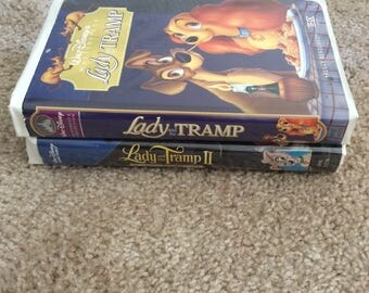 Lady and the Tramp (Masterpiece Collection) and Lady and the Tramp 2: Scamps Adventure
