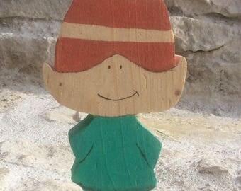 Pixie wooden fretwork 18.5 cm