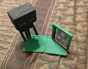 Minecraft Photo Frame