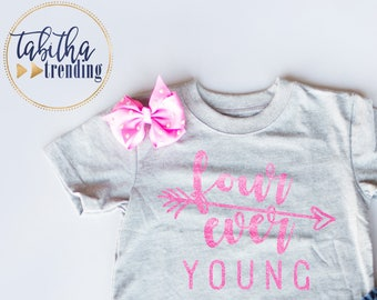 Four Ever Young Kids Tshirt (SKU 45)