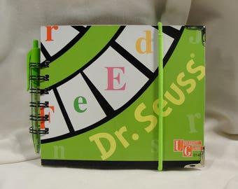DR. SEUSS Board Game Journal/Sketchbook