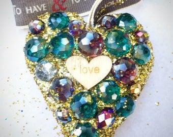 Wedding Hanging Heart!