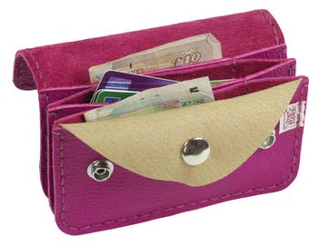Leather Purse Kit leather Wallet Kit Women Wallet Kit Women Purse Kit Leather DIY Leather Purse