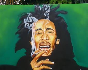 420 Bob Marley