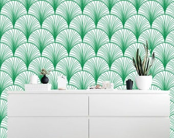 Removable wallpaper/Wallpaper/Peel and Stick/Self adhesive wallpaper/Temporary wallpaper /Modern Wallpaper /Creative patern S128