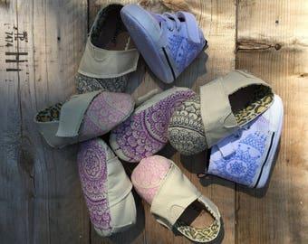 Custom Kids' Shoes!
