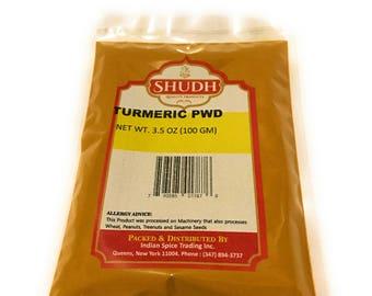 Turmeric Powder 3.5oz (100GM) free shipping