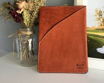 Genuine Leather Ipad Air Sleeve
