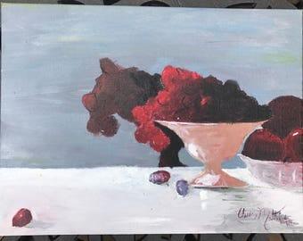 Grapes (abstract)