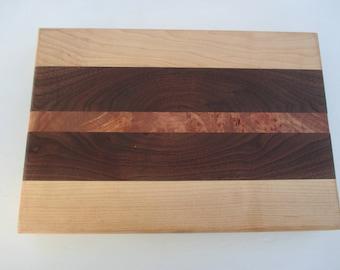 wood cutting board handmade