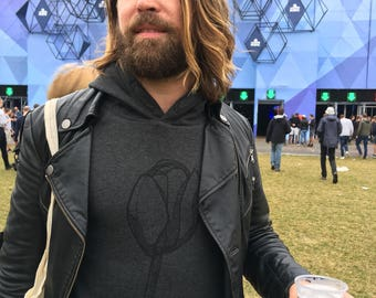 Awesomely cool Tulip hoodie