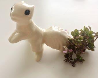 Adorable Squirrel Figurine