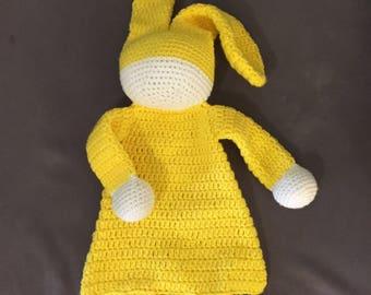 bunny, crochet