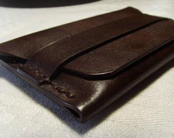 Credit Card Case/ Credit Card Holder/ Leather Wallet/ Front Pocket Wallet