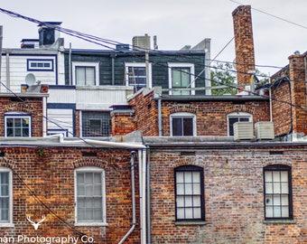 Historic Buildings of Savannah
