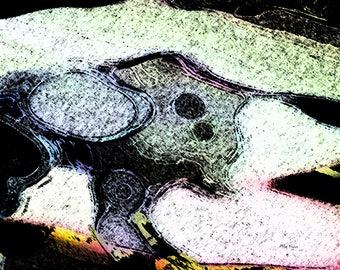 Abstract Art, Original Digital Creation 16 x 20
